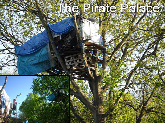 The Pirate Place